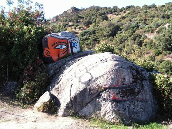 Touristic itineraries of Sardinia