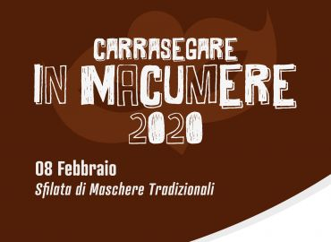 Carrasegare in Macumere 2021